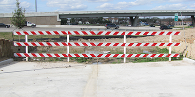Rent Barricades Houston Construction Zone Drums Cone Traffic Control